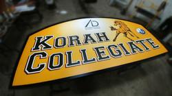 Korah sign