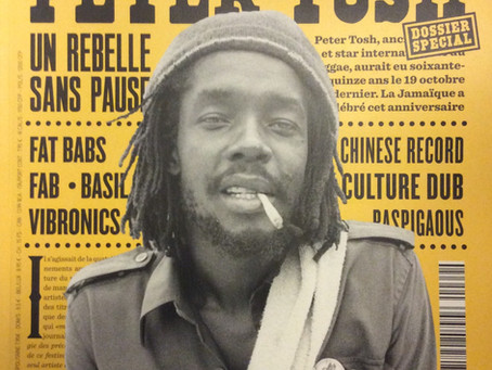 Reggae Vibes Magazine/Hip Hop-Soul #69 disponible en kiosque.