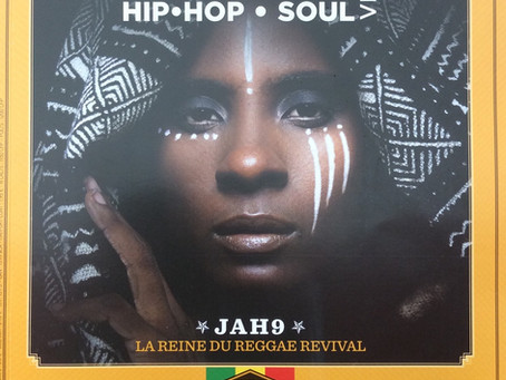 Reggae Vibes - Hip Hop/Soul #66 est disponible en kiosque.