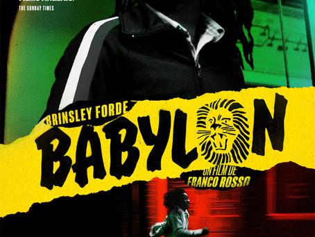 Babylon, le film de Franco Rosso pour la première fois dans les salles françaises.