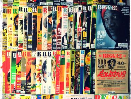 Sauvons le magazine Reggae Vibes en grand danger suite au Covid-19.