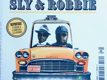 Reggae Vibes Magazine/Hip Hop-Soul #70 disponible en kiosque.