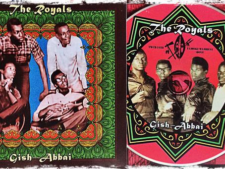 Gish Abbai, un album royal !