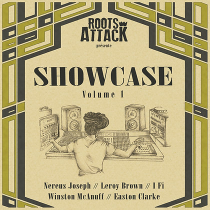 ROOTS ATTACK VOLUME 1