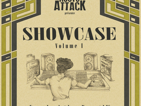 ROOTS ATTACK Showcase Volume 1, l'album roots de l'année?