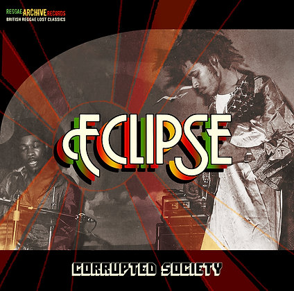 CD/ ECLIPSE - Corrupted society