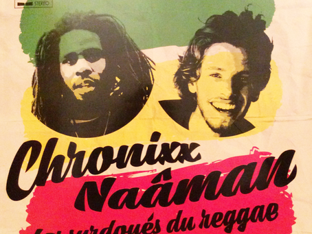 REGGAE VIBES #57 disponible en kiosque.