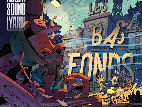 KILLA SOUND YARD - Les bas fonds [EP]