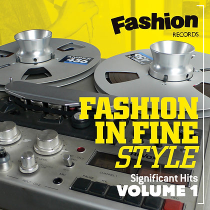 CD/ FASHION IN STYLE  Significant Hits Volume 1