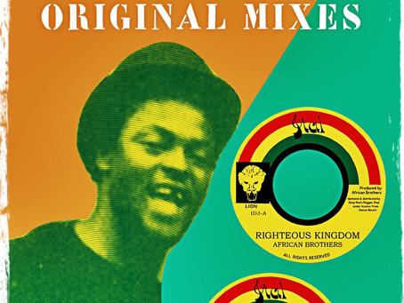 Nouveautés au rayon Vinyles avec deux pépites des African Brothers.