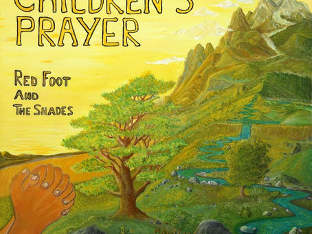 Red Foot & the Shades - Children's prayer (LP)