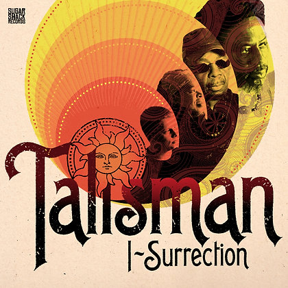 CD/ TALISMAN - I-Surrection