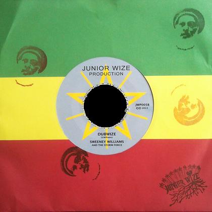 7/ SWEENEY WILLIAMS - No more war