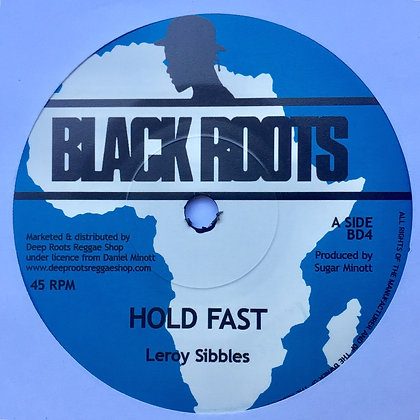 LEROY SIBBLES - Hold Fast / Version