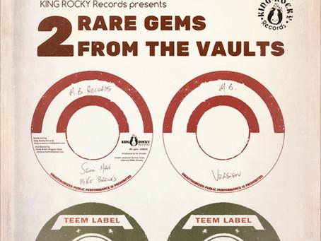 Les 2 nouvelles rééditions KING ROCKY RECORDSsont disponibles !