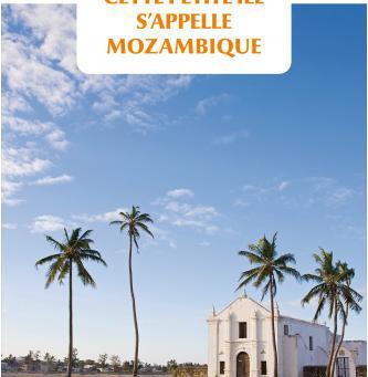 Destination LA PETITE ILE DE MOZAMBIQUE avec Jordane Bertrand