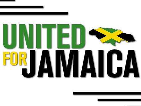 Soutenez United for Jamaica !