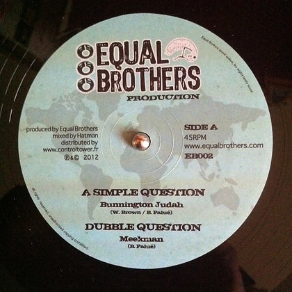 12/ EQUAL BROTHERS