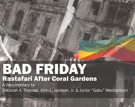 BAD FRIDAY - Rastafari after Coral Gardens [DVD]