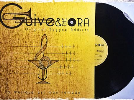 Guive & The ORA, La musique est mon remède, disponible sans ordonnance.