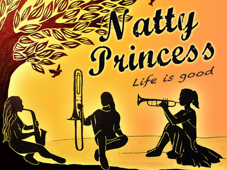 Enfin le nouvel album des Natty Princess : Life is good.