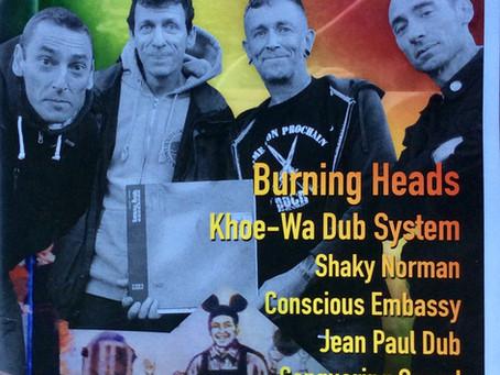 VERSION #5 underground dubzine est disponible sur le RBR Shop.