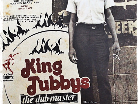 King Tubbys, the dub master.