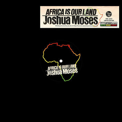 JOSHUA MOSES - Africa is our land