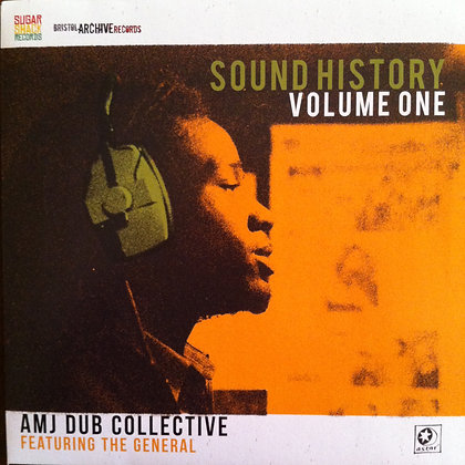 12/ AMJ DUB COLLECTIVE - Sound History Volume One