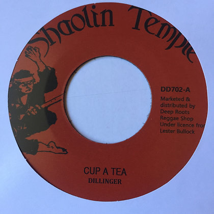 DILLINGER - Cup A Tea / Cup And Saucer