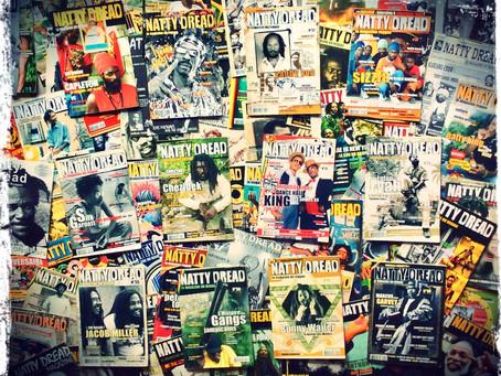 NATTY DREADMagazine for ever.