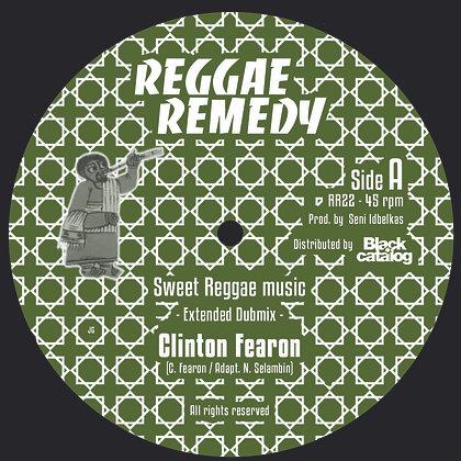 12/ CLINTON FEARON - Sweet reggae music