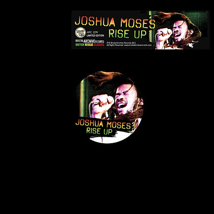 12/ JOSHUA MOSES - Rise up