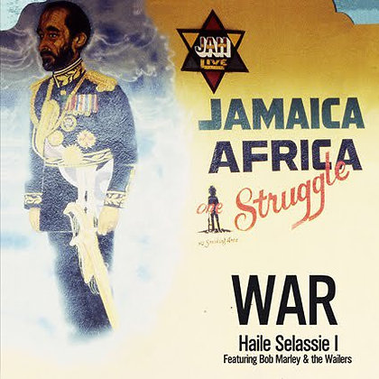 10/ HAILE SELASSIE feat BMW - War