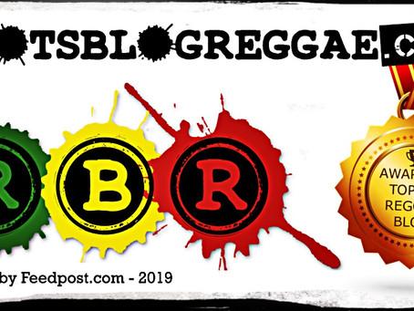 ROOTSBLOGREGGAE dans le TOP 20 des blogs reggae.