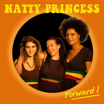 CD/ NATTY PRINCESS - Forward !