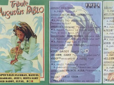 Tribute Augustus Pablo, à la recherche de la cassette perdue - Part Two.