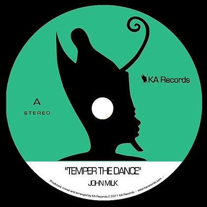 7/ KA Vinyle #5 - Temper the dance