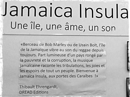 Jamaica Insula, l'exposition.