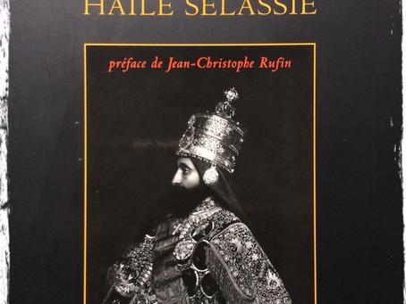 Les visages du dernier empereur d'Éthiopie.