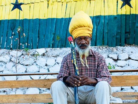 Nouvelle parution Afromundi : NEGUS CHRIST - Histoires du mouvement rastafari.