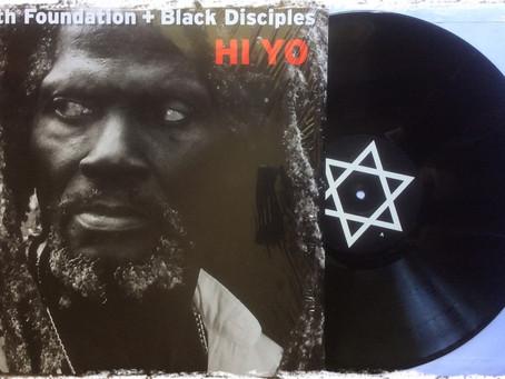 Keith Foundation + Black Disciples = Hi Yo.