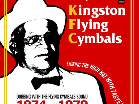 Bunny Lee's Kingston flying cymbals 1974-1975