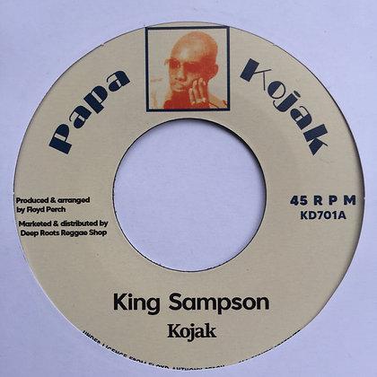 KOJAK - King Sampson / Version