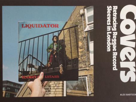 COVERS, un livre du photographe Alex Bartsch : quand le reggae se fait tirer la pochette à Londres.