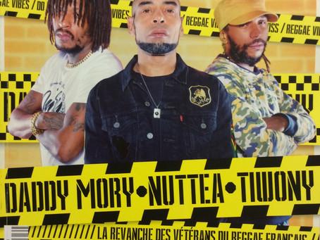 Reggae Vibes Magazine - Hip Hop/Soul #63disponible en kiosque.