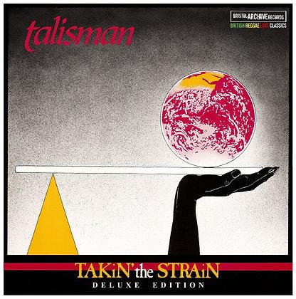 CD/ TALISMAN - Takin The Strain