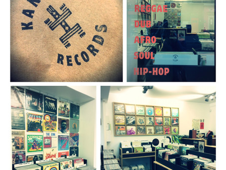 Kanaga Records, un nouveau disquaire parisien.