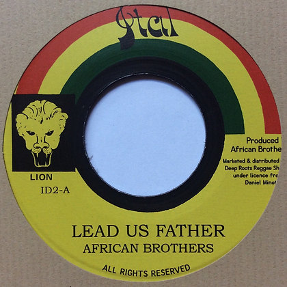 AFRICAN BROTHER - Lead Us Father / Version