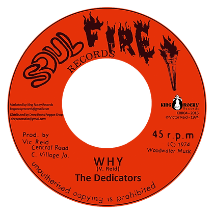THE DEDICATORS - Why + Version